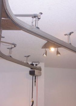 Ceiling Track Patient Lifter Bathroom Application to Shower, Toilet and Whirlpool